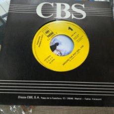 Discos de vinilo: L.L. COOL J SINGLE PROMOCIONAL POR UNA SOLA CARA AROUND THE WAY GIRL ESPAÑA 1991. Lote 150100000