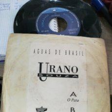 Discos de vinilo: URANO SOUZA SINGLE PROMOCIONAL O PATO ESPAÑA 1992. Lote 150125176