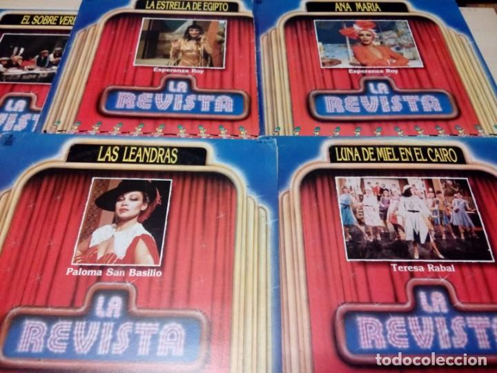 Discos de vinilo: 11 LP LA REVISTA CONCHA VELASCO, SAN BASILIO, CANTUDO, TERESA RABAL, ESPERANZA ROY... - Foto 3 - 150137094