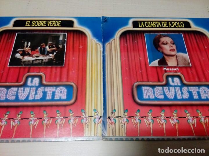 Discos de vinilo: 11 LP LA REVISTA CONCHA VELASCO, SAN BASILIO, CANTUDO, TERESA RABAL, ESPERANZA ROY... - Foto 4 - 150137094