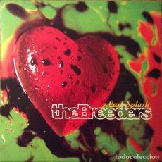 Discos de vinilo: LP THE BREEDERS LAST SPLASH PIXIES VINILO. Lote 47747980