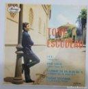 Discos de vinilo: EP / TONY ESCUDERO / IRE +3 / MERCURY 152 300 MCE / 1964. Lote 150151910