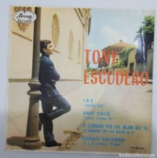 Disques de vinyle: EP / TONY ESCUDERO / IRE +3 / MERCURY 152 300 MCE / 1964. Lote 150151910
