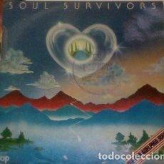 Discos de vinilo: SOUL SURVIVORS ?– SOUL SURVIVORS (ESPAÑA, 1975). Lote 150160014
