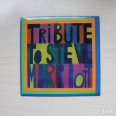 Discos de vinilo: VARIOUS ‎– TRIBUTE TO STEVE MARRIOTT - LOS COVERS / THE LAZY SUNDAYS / THE RUNAROUNDS / HE.LI.O. Lote 206844288