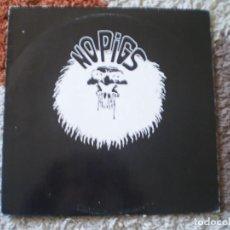 Discos de vinilo: MAXI 12 PULGADAS. NO PIGS. BLACK DAY + 3. . Lote 150209538