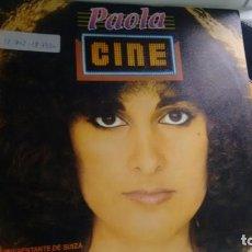 Discos de vinilo: SINGLE (VINILO) DE PAOLA AÑOS 80 ( EUROVISION SUIZA) EDICION ESPAÑOLA. Lote 150229850