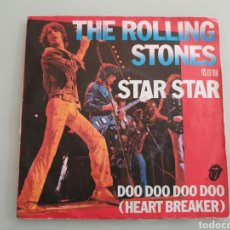 Discos de vinilo: SINGLE. THE ROLLING STONES. STAR STAR. MADE IN FRANCE. 1973. Lote 150254580