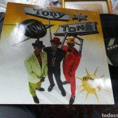 Discos de vinilo: TONY!TONI!TONE! LP THE REVIVAL 1990. Lote 150258780