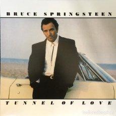 Discos de vinilo: LP BRUCE SPRINGSTEEN - TUNNEL OF LOVE 2LP. Lote 150261090