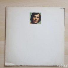 Discos de vinilo: JOAN MANUEL SERRAT - LP - VINILO - NOVOLA - 1970. Lote 150273962