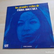 Discos de vinilo: FRIDA BOCCARA - LOS GRANDES ÉXITOS DE - LP - VINILO - GRAMUSIC - 1972. Lote 150281102