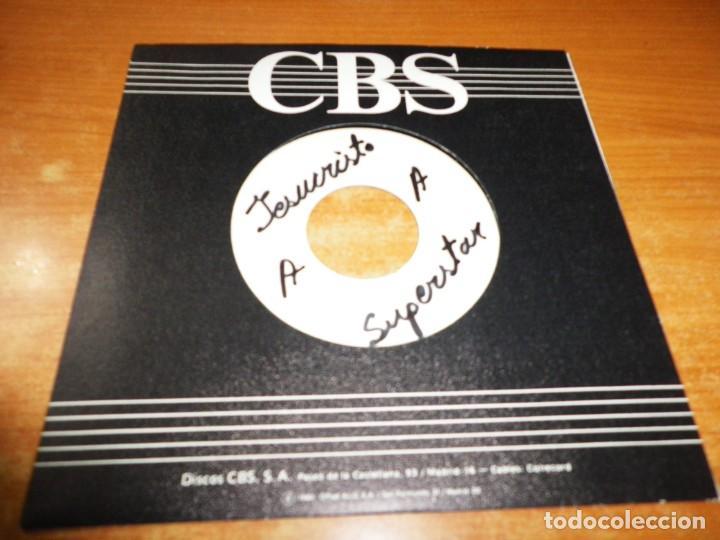 JESUCRISTO SUPERSTAR SINGLE VINILO ESPAÑA TEST PRESSING PABLO ABRAIRA ESTIBALIZ PEDRO RUY BLAS (Música - Discos - Singles Vinilo - Bandas Sonoras y Actores)