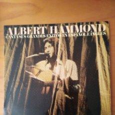 Discos de vinilo: DISCO ALBERT HAMMOND. Lote 150287546