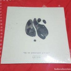 Discos de vinilo: VINILO 7LEIVA NO TE PREOCUPES POR MI (7 SINGLE VINYL). NUEVO. Lote 150289154