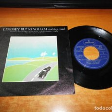 Discos de vinilo: LINDSEY BUCKINGHAM HOLIDAY ROAD NATIONAL LAMPOON´S VACATION SINGLE VINILO ESPAÑA 1983 FLEETWOOD MAC. Lote 150290590