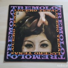 Discos de vinilo: LUCERO TENA - TREMOLO - LP - VINILO - HISPAVOX - 1968. Lote 150290746