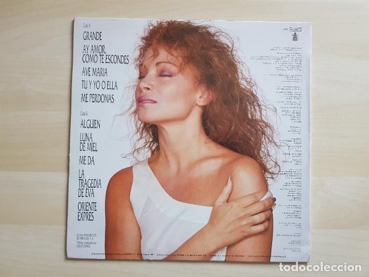 Discos de vinilo: PALOMA SAN BASILIO - GRANDE - LP - VINILO - HISPAVOX - 1987 - Foto 2 - 150304166