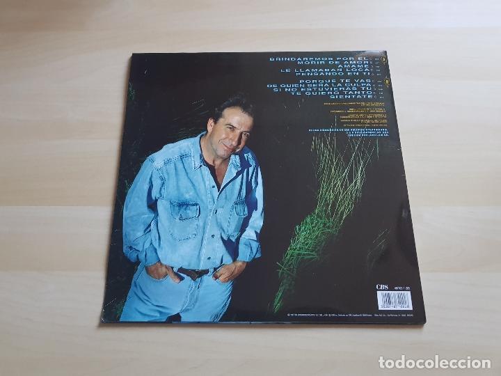 Discos de vinilo: PERALES - A MIS AMIGOS - LP - VINILO - CBS - 1990 - Foto 2 - 150305274