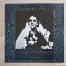Discos de vinilo: MONTSERRAT CABALLÉ - LP - VINILO - COLUMBIA - 1974. Lote 150306070