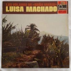Discos de vinilo: LP / LUISA MACHADO / LAS VOLADAS DE SEÑA MARIA / FONTANA 64 29 084 / 1972. Lote 150308986
