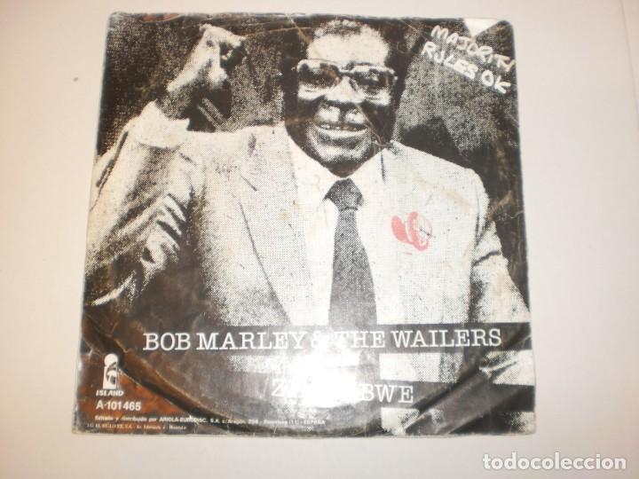 Discos de vinilo: single bob marley. no importa, qué más da. island 1980 spain (probado y bien) - Foto 2 - 150309942