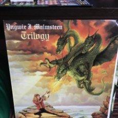 Discos de vinilo: YNGWIE MALMSTEEN - TRILOGY LP. Lote 150326930