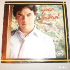 Discos de vinilo: SINGLE JUAN GABRIEL. LA FARSANTE. CARAY.ARIOLA 1983 SPAIN (PROBADO Y BIEN, SEMINUEVO). Lote 150341658