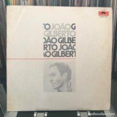 Discos de vinilo: JOÃO GILBERTO  JAZZ BOSSA_ 1974 VENEZUELA.. Lote 150342606
