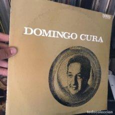 Discos de vinilo: DOMINGO CURA VOL. II 1972 ARGENTINA BUEN ESTADO JAZZ FUSION. Lote 150346946