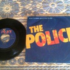 Discos de vinilo: DISCO DEL GRUPO POLICE TEMAS , ,DON'T STAND SO CLOSE TO ME Y FRIENS ,1980. Lote 150347398