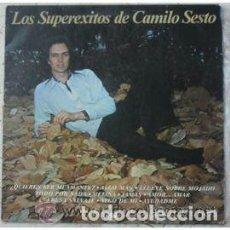 Discos de vinilo: CAMILO SESTO - LOS SUPEREXITOS DE CAMILO SESTO - LP ARIOLA SPAIN 1976. Lote 150352126