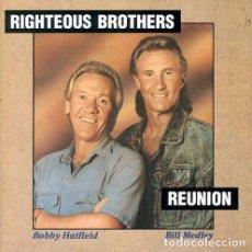 Discos de vinilo: RIGHTEOUS BROTHERS ?– REUNION SELLO: CURB RECORDS ?– CUR 467957 1 FORMATO: VINYL, LP, COMPILATION . Lote 150353198