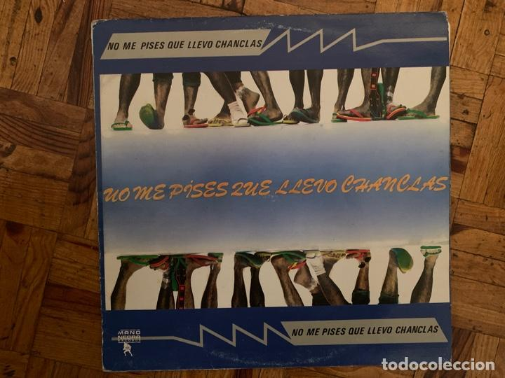 Records Agropop SelloMano Negra 95 Me Pises No Chanclas– Que Mnd 03 FormatoVinylLp Llevo WIHeDE29Yb