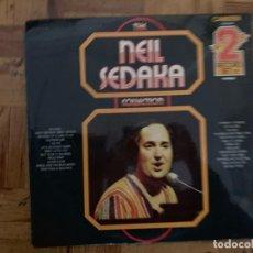Discos de vinilo: NEIL SEDAKA ?– THE NEIL SEDAKA COLLECTION SELLO: RCA CAMDEN ?– PDA 008 FORMATO: 2 × VINYL, LP . Lote 150359462