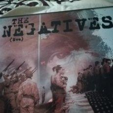 Discos de vinilo: THE NEGATIVES, NO TRUTH NO JUSTICE_ROCK_PUNK. Lote 150365256