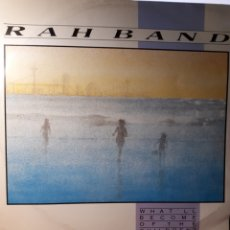 Discos de vinilo: RAD BAND-WHAT'LL BE HOME OF THE CHILDREN?. Lote 150377856