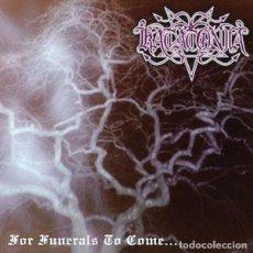 Discos de vinilo: EP 12'' KATATONIA - FOR FUNERALS TO COME... . Lote 150401182