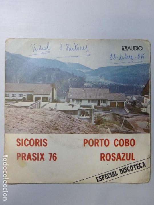 CONJUNTO NUEVA ONDA - SICORIS PRASIX 76 +2 EP - SPANISH GROOVE SOUL MOD 1975 - (Música - Discos de Vinilo - EPs - Funk, Soul y Black Music)