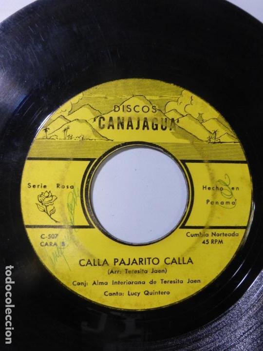 Discos de vinilo: Conjunto Alma Interiorana De Teresin Jaen Canta:Lucy Quintero-Décimo Octavo Festival En Guarare-1966 - Foto 2 - 150484786