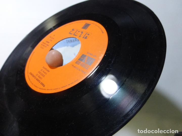 Discos de vinilo: CONJUNTO NUEVA ONDA - EP ZETA 1976 kandara/ sapporo/ discosol/ tamanaco - SPANISH GROOVE- MUY RARO - Foto 2 - 150486422