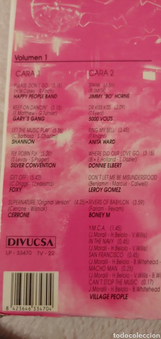 Discos de vinilo: QUE NO PARE LA MUSICA 44 Disco hits 1992. TRES DISCOS - Foto 5 - 150491572