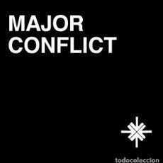 Discos de vinilo: MAJOR CONFLICT - MAJOR CONFLICT - 7'' [ANTITODO, 2017]. Lote 150515766