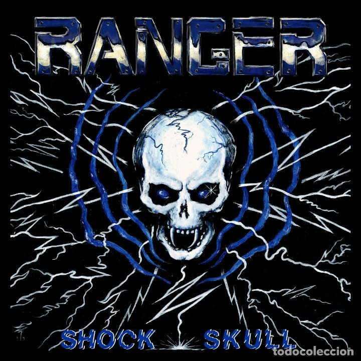 Discos de vinilo: Ranger - Shock Skull - 7'' [Full Contact Records, 2015 · Reedición] - Foto 1 - 150516562
