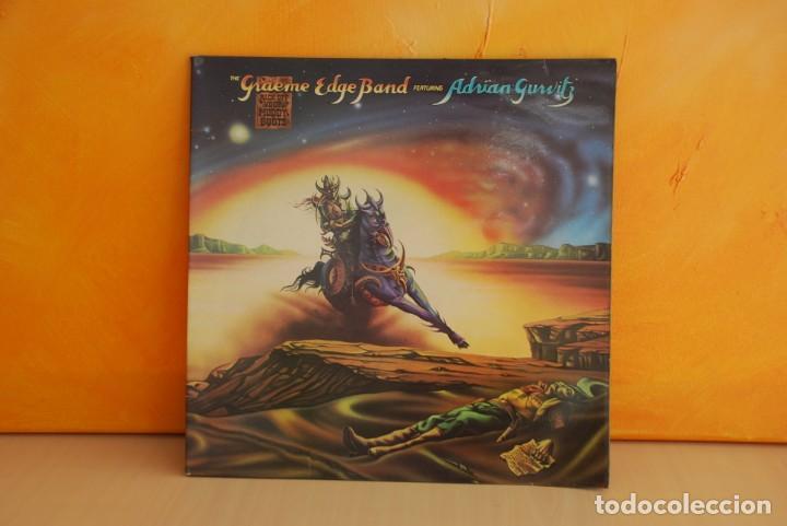 THE GRAEME EDGE BAND (Música - Discos - LP Vinilo - Pop - Rock - Extranjero de los 70)