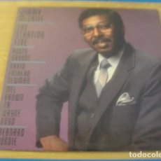 Discos de vinilo: LOTE LP JIMMY MCGRIFF THE STARTING FIVE SELLO MILESTONE 1987 ED USA. Lote 150525578