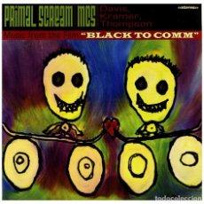 Discos de vinilo: PRIMAL SCREAM & MC5 * LP DELUXE LTD EDITION VINILO ROJO * BLACK TO COMM * PRECINTADO!!. Lote 217269935