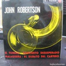 Discos de vinilo: JOHN ROBERTSON (EP 1965). Lote 150541042