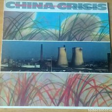 Disques de vinyle: CHINA CRISIS. WORKING WITH FIRE AND STEEL. VIRGIN, EUROPE 1983.. Lote 150543988