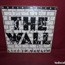 Discos de vinilo: LP ROGER WATERS - THE WALL LIVE IN BERLIN. Lote 150551886